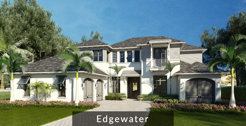 Edgewater Model - Enclave of Distinction, Naples Custom Home Builders, Naples Luxury Home Builders, Luxury Custom Homes in Naples, Naples Fl New Home Builders, Naples Custom Home Builders, Custom Homes Builders in Naples, Naples Luxury Home Builders, Home lots in North Naples, North Naples Lot and Home Packages