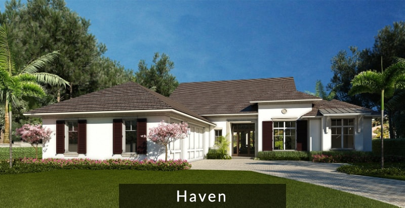 Haven Model - Enclave of Distinction