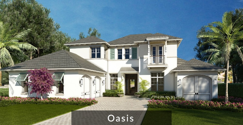 Oasis Model - Enclave of Distinction