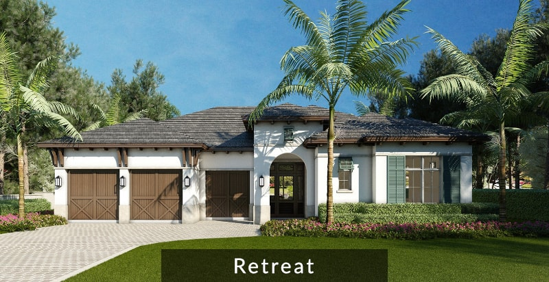 Retreat Model - Enclave of Distinction